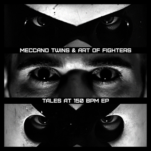 Meccano Twins & Art of Fighters - Out of control