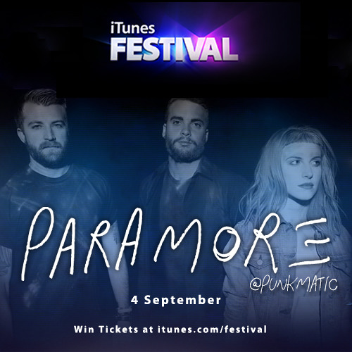 Paramore - Last Hope - Live iTunes Festival 2013 by