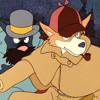 Sherlock Holmes theme ♪