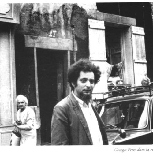 Tentative de description de choses vues au carrefour Mabillon le 19 mai 1978 (extrait)