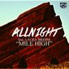 AllNight Feat. Laura Brehm - Mile High (James Egbert Remix)