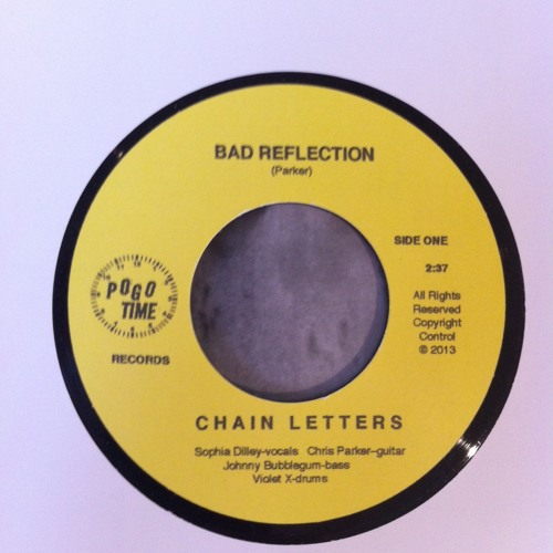 THE CHAIN LETTERS - Bad Reflection