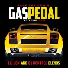 Gas Pedal Bubble Butt (Lil Jon & DJ Kontrol Blend) (Dirty)