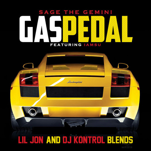 Gas Pedal Bubble Butt (Lil Jon & DJ Kontrol Blend) (Dirty)