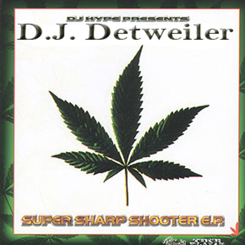 The Ganja Kru - Super Sharp Shooter (D.J. Detweiler Remix) [unreleased since 1996]