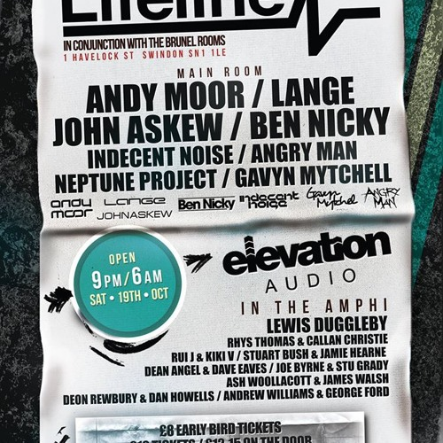 George Ford Lifeline Promo Mix October 2013