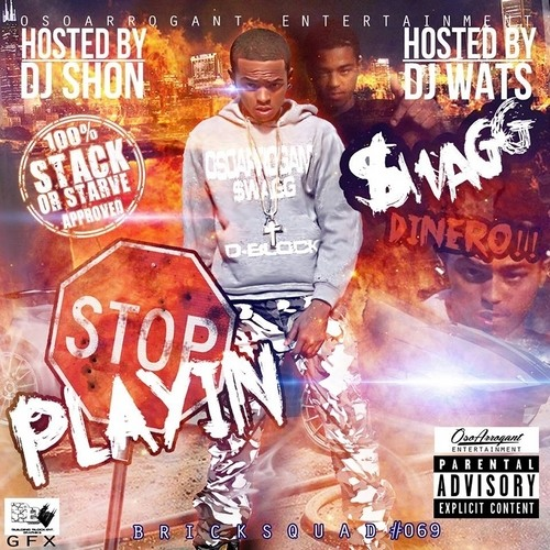 $WAGG - All White (Feat Billionaire Black X Duck X Lil Mister)#STOPPLAYIN