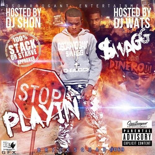 $WAGG - Who Gone Stop Me (Feat Smylez X Killa Kelz X J Real)#STOPPLAYIN