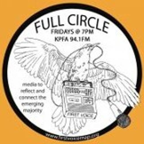 Full Circle 9/6/13 Art As Activism