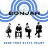 Blue Tone Black Heart