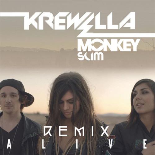 Krewella - Alive (Monkey Slim Bootleg)