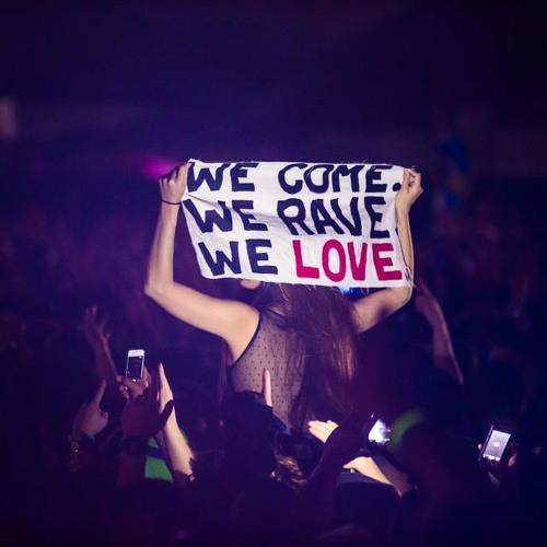 Roar Vs. We Came We Raved We Loved (Joel Freitas Mashup)