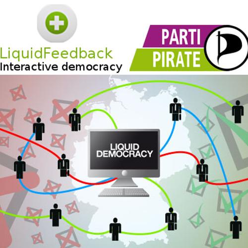 Radio Gentils Virus - 1ère - Démocratie Liquide et Partis Pirates