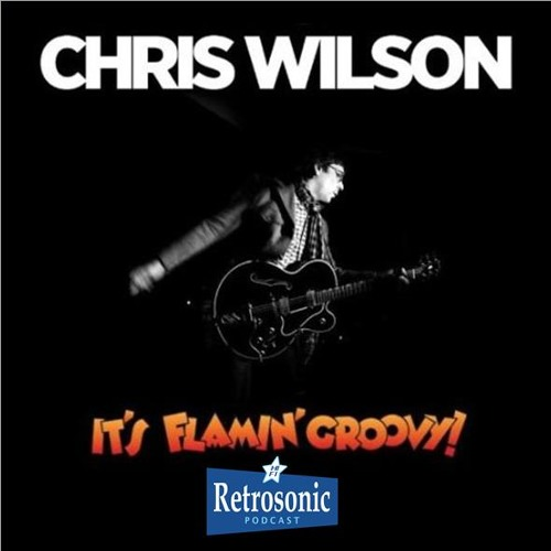 Chris Wilson of The Flamin' Groovies & The Barracudas