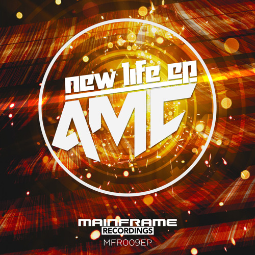 A.M.C - Apex Predator - New Life EP - MFR009EP - Mainframe Recordings - Out Now