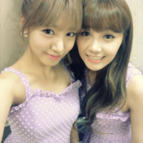 Harmony - Jung EunJi & Kim NamJoo (Apink)
