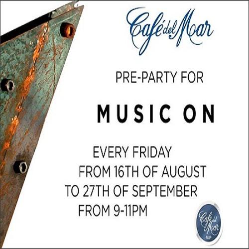 Marco Carola - Live At Cafe Del Mar, Music ON Pre-Party (Ibiza) - 30-Aug-2013 - Sh4R3.OR.Di3
