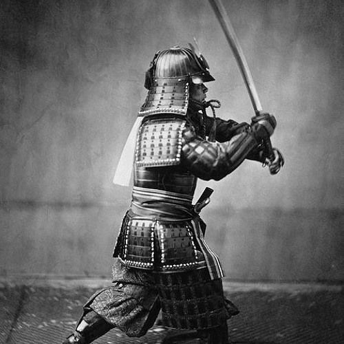 Last stand of the Samurai