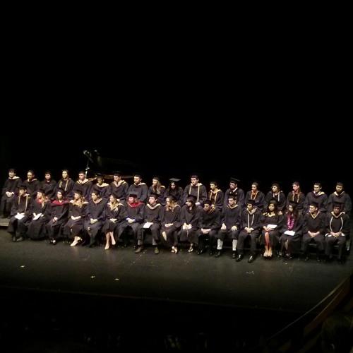 JPCU Ethan Snell Graduation Speech at California Center for The Arts, Escondido