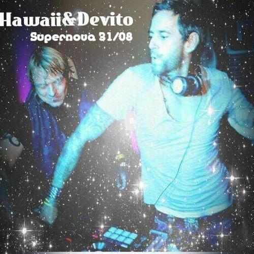 Hawaii & de Vito Supernova 31/08