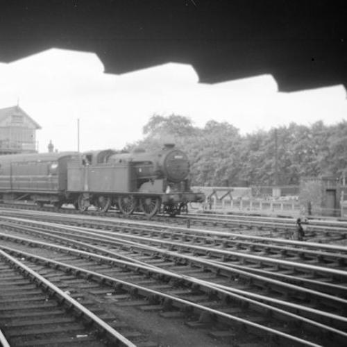 A Dream Of Trains