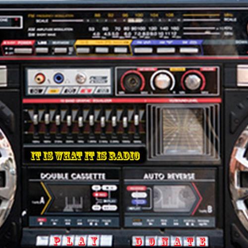 It Is What It Is Radio Podcast Episode 1 (feat. Mr. Dibbs & Dj Chinn Chilla)