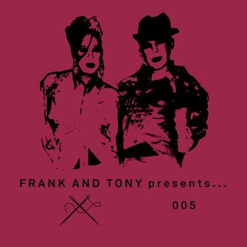 "Frank & Tony 005 - ""Holy For Her"" with Bob Moses [clip]"