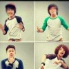 Indonesia Young Generation-tetap Percaya (Cover) at In my bedroom