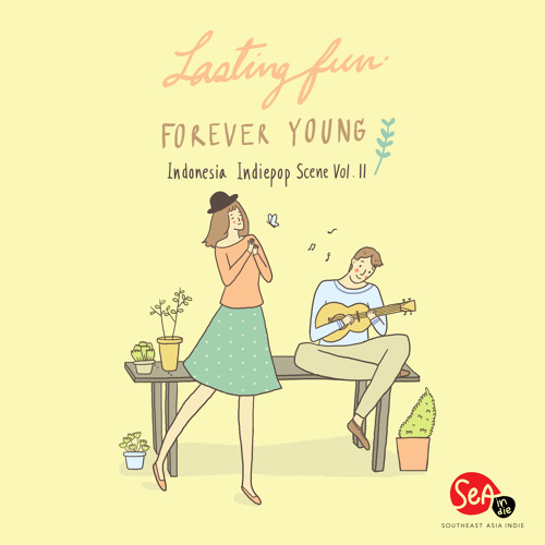 Lasting Fun, Forever Young (Indonesia Indiepop Scene) | Seaside - Giggles And Blushed (Demo)