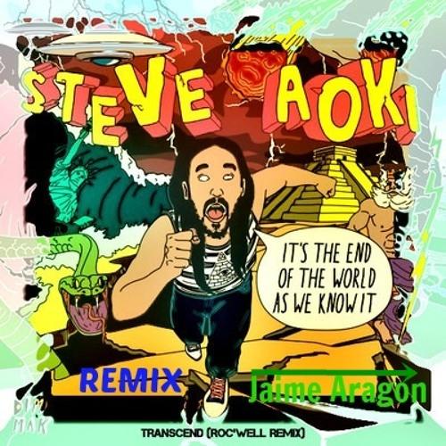 Steve Aoki - Transcend ft. Rune(Jaime Aragon Remix)