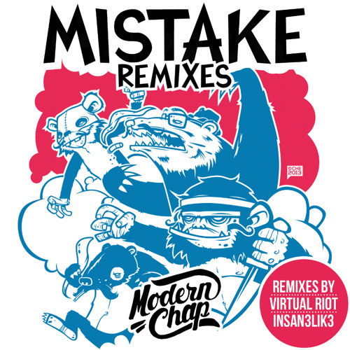 Teqq vs Alive & Kicking - Mistake (Insan3Lik3 Remix)