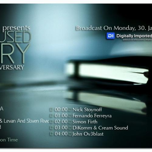 Suffused Diary 1-Year Anniversary - Airwave