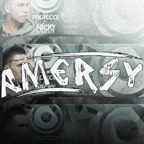 Nicky Romero - Symphonica (Amersy Remix) @ Nicky Romero Protocol Radio 056