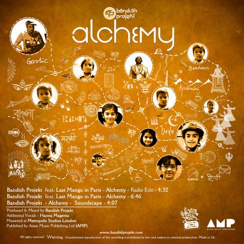 ALCHEMY FEAT LAST MANGO IN PARIS - ALBUM VERSION