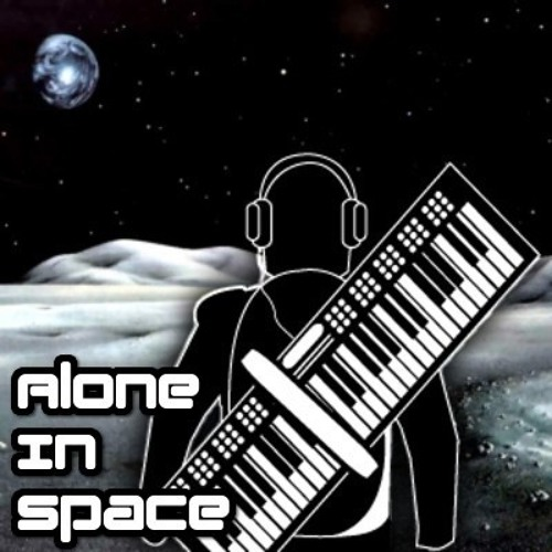 Alone In Space - Sunset On Earth - (Original Mix)