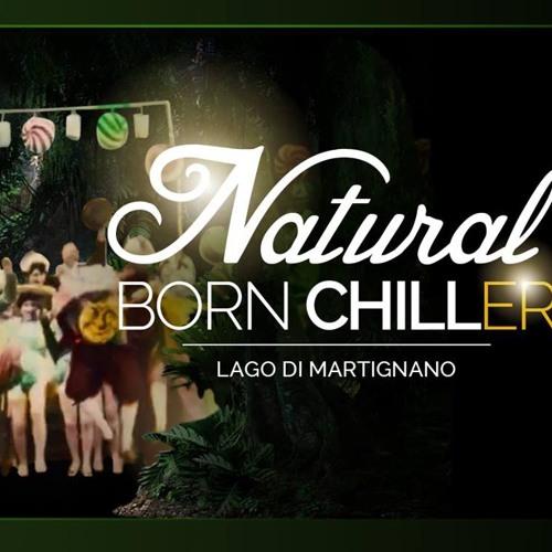 Sunset DJset LIVE @ Natural Born Chillers - Lago di Martignano (Rome) 01-09-2013