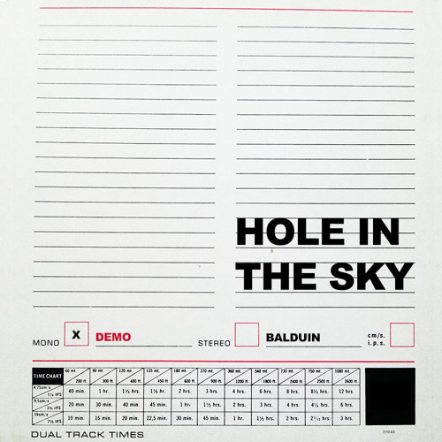 Hole In The Sky (demo)