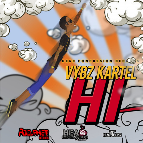 Vybz Kartel - Hi (High) - Head Concussion Records - September 2013