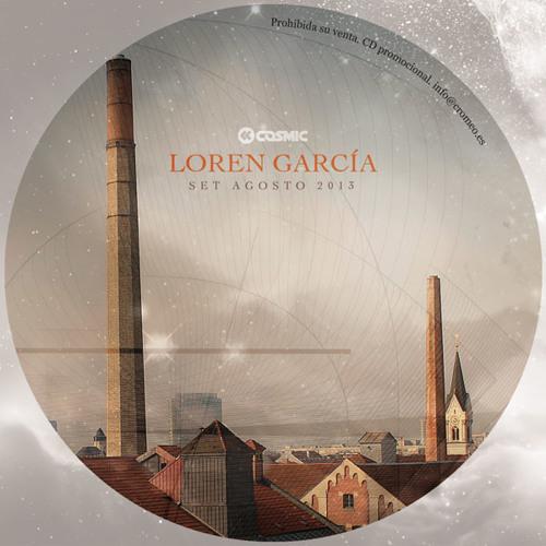 Loren Garcia Set Agosto 2013