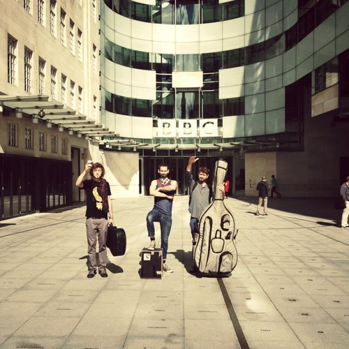 Once Live on BBC Radio London with Gaby Roslin