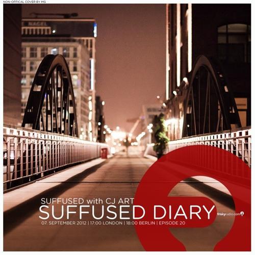 FRISKY | Suffused Diary 020 - CJ Art
