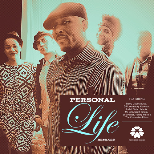Personal Life - There's A Time For Everything (The Contrarian Priors Remix)