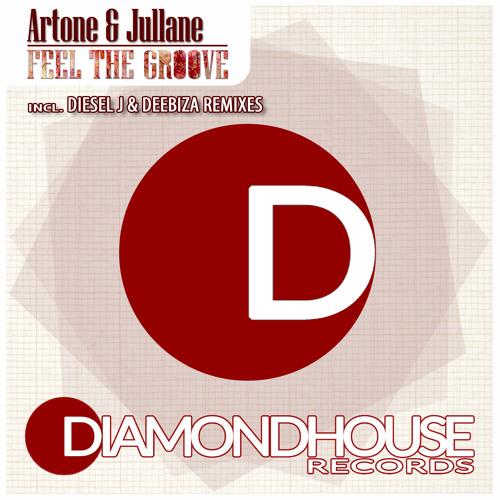 Artone & Jullane - Feel The Groove (Radio Edit) (Diamondhouse Records)