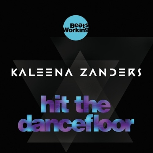 HIT THE DANCE FLOOR// Kaleena Zanders x P-Money