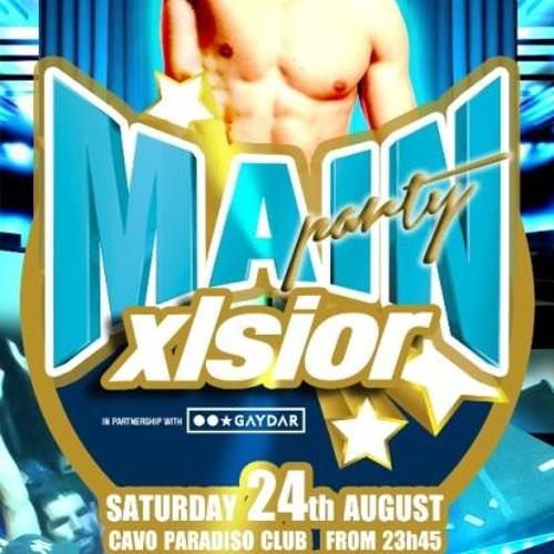 XLSIOR MAIN PARTY 2013