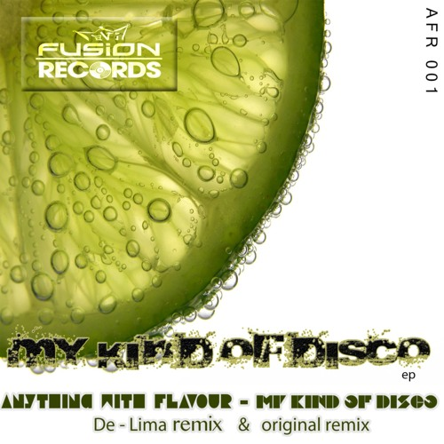 Anything with Flawour - My Kind Of Disco (De Lima Remix).Mp3