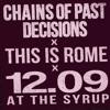 Chains @ Heavy studios mix