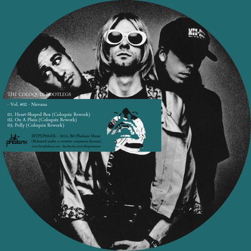 Nirvana - 'On A Plain (Coloquix Rework)'