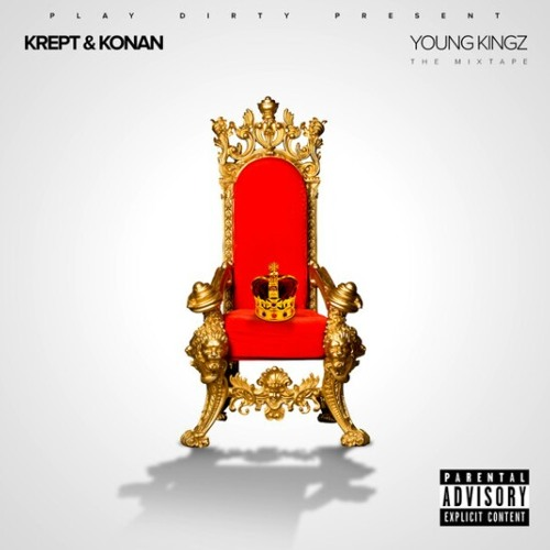Young Kingz Krept And Konan Nightmares Album Version