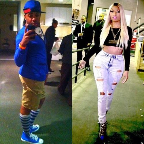 Nicki Minaj 2013 Features Mix